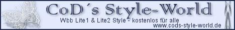 CoDs Style-World